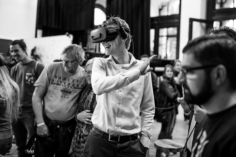ISE VR Days Europe 2017