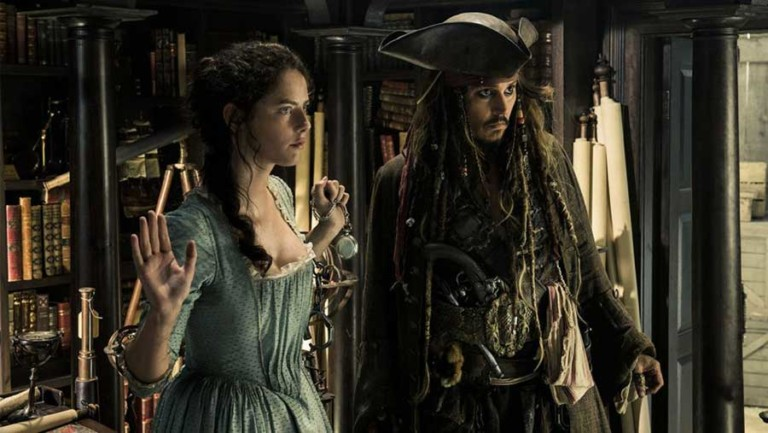 pirates of the caribbean Imax