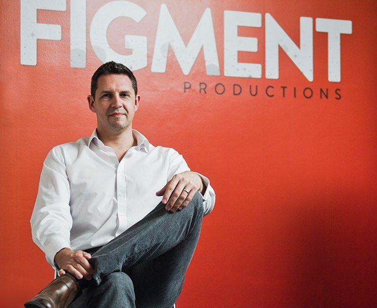 Figment productions Simon Reveley