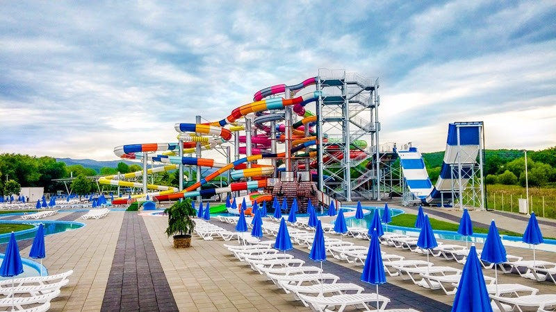 Ujevara Resort Launches Largest Waterpark In Kosovo Blooloop