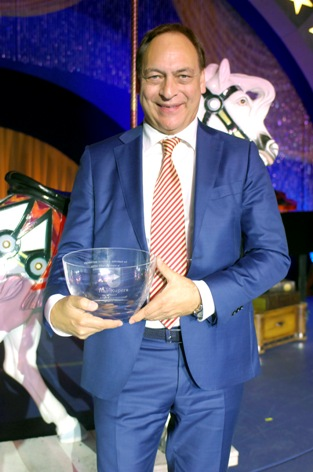 Vekoma Rides' Har Kupers recognised with AIMS International Safety Award