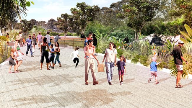 Plans approved for $36 million zoo in Western Sydney