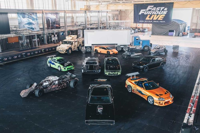 Fast and Furious Live show