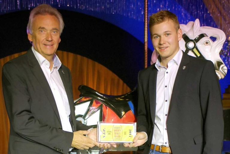 Golden Ticket Awards: Europa-Park wins Best Theme Park Worldwide four times in a row