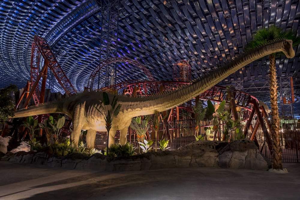 IMG Worlds of Adventure - Lost Valley - Dinosaur Adventure - Predator a
