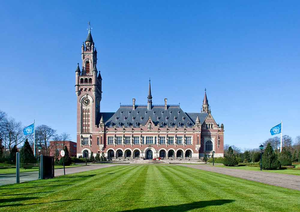 Peace palace The Hague LEGOLAND DISCOVERY CENTRE