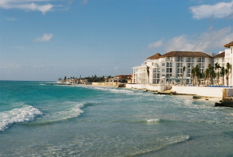 Playa del Carmen - Amikoo will be located just North of the resort.