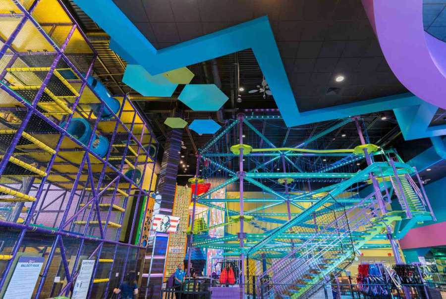 Ropes Courses Inc. to showcase flagship Sky Trail attraction at Euro Attractions Show