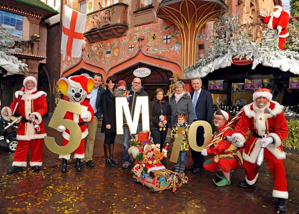 europa-park 5 million visitors christmas