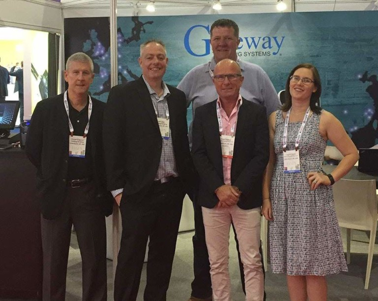 admission control Gateway Ticketing Systems team at Euro Attractions Show 2017