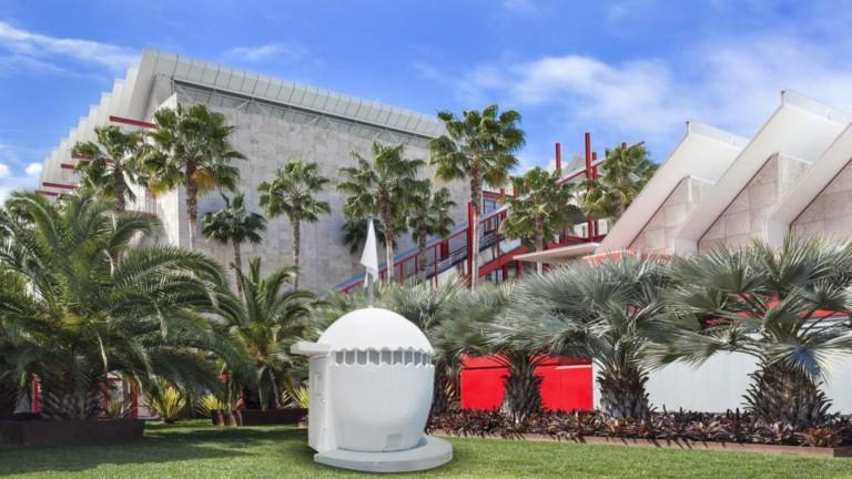 Egg-streme art: LACMA kickstarter campaign brings tiny NuMu museum to Los Angeles