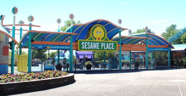 Sesame Street theme park to open its first wooden-steel hybrid coaster