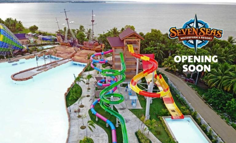 Seven Seas Waterpark set to open in Cagayan de Oro next month despite state of martial law