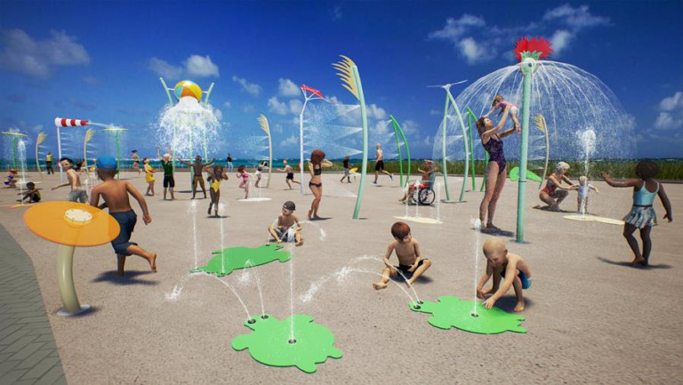 Waterplay launches new aquatic play collection Shoreline