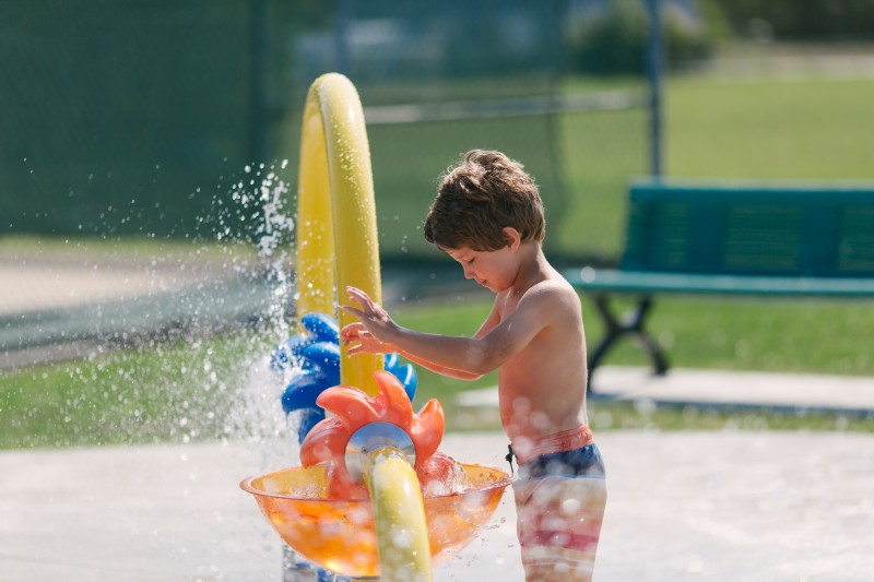 Vortex launches Explora Splashpad® Collection at 2017 NRPA Annual Conference