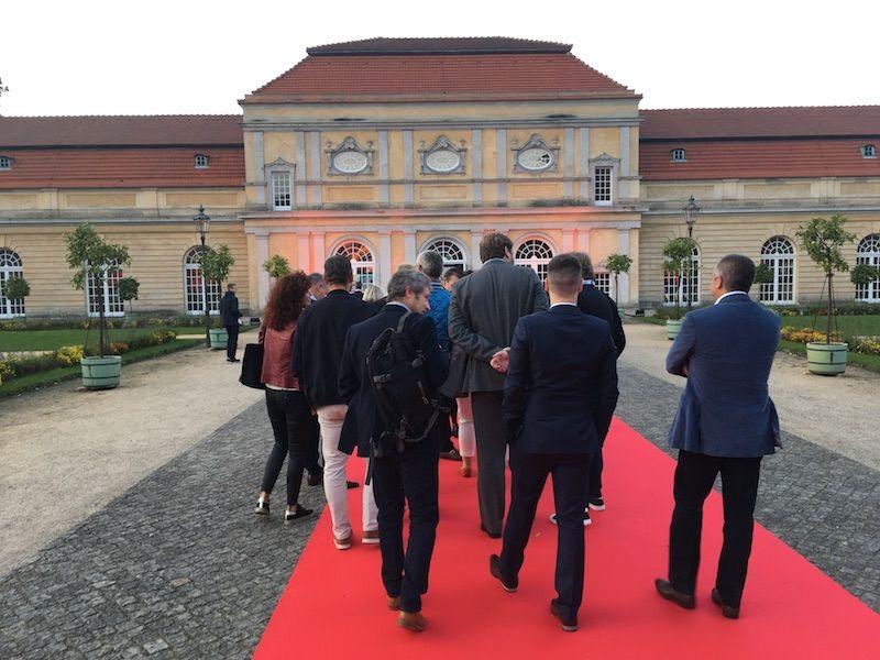 Charlottenburg at euro attractions show