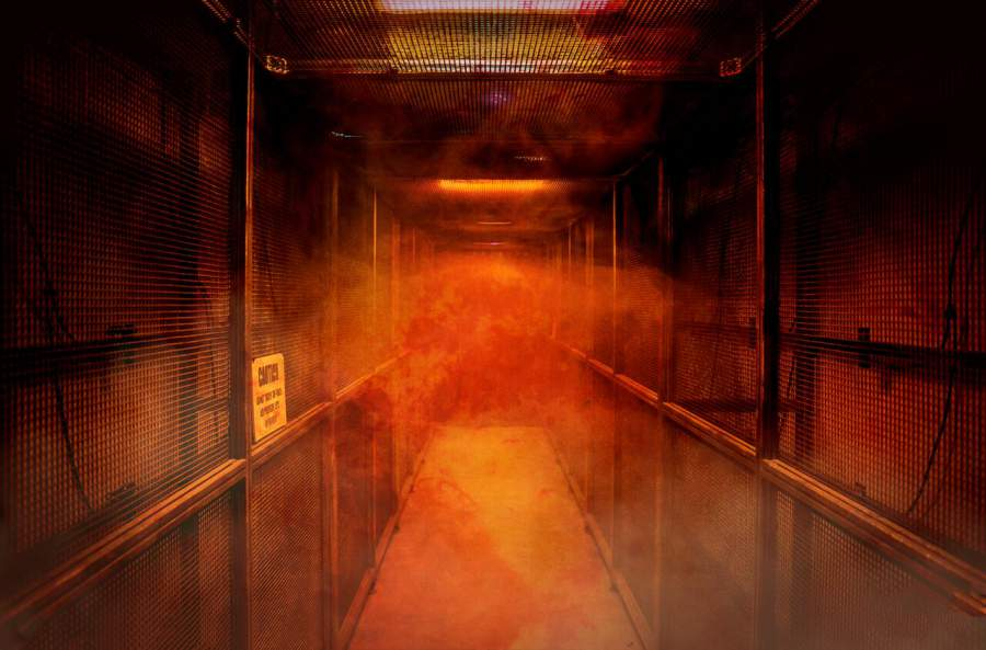 Ramping up the Fremont Street fright factor: Triotech's Fear the Walking Dead Survival