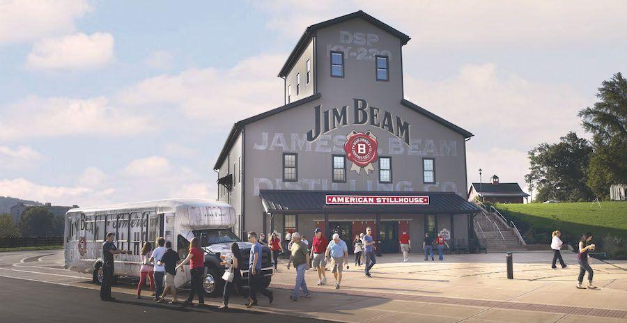 Jim Beam American Stillhouse