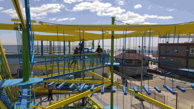 Ropes Courses Inc. gains competitive edge in Europe with EN 1090 certification