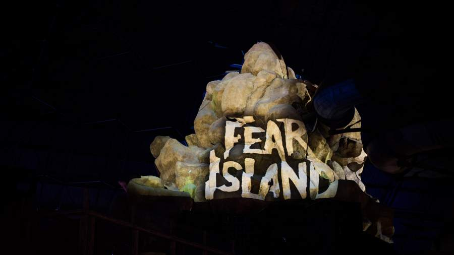 Holovis gives projection mapped show a spooktacular refresh at Fantasy Island