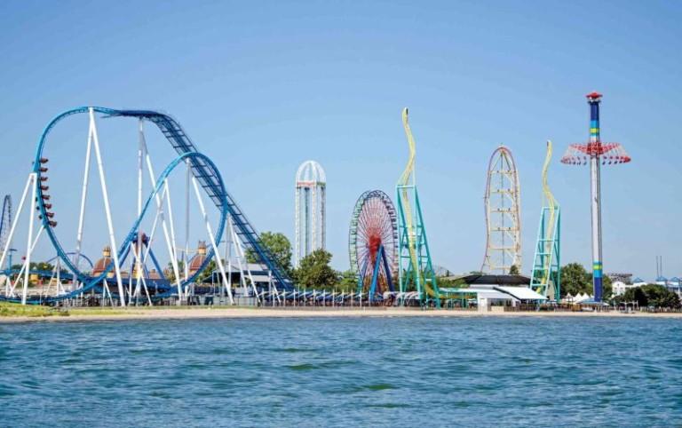 Cedar Point, a Cedar Fair amusement park.