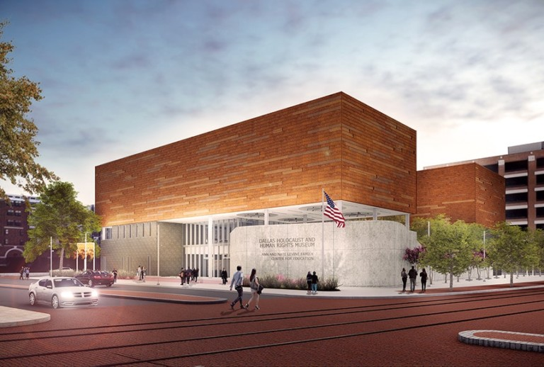 Expanded Dallas Holocaust Museum to focus on diversity and human rights