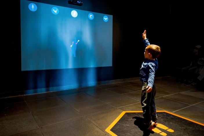 GSM Project's Human exhibition gets under your skin at Montréal Science Centre