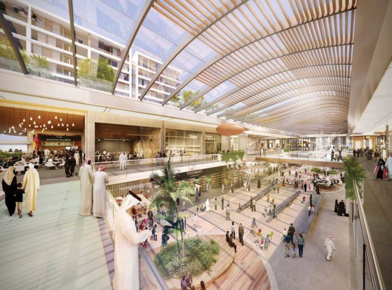 Eagle Hills and Emaar Entertainment to bring VR , underwater zoo and more to Bahrain's Marassi Galleria