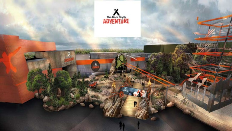 merlin entertainments bear grylls adventure magic memories