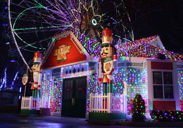 Holiday RWS to produce sparkling seasonal shows for 'Holiday in the Park' at Six Flag's Great Adventure