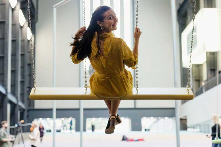 Tate Modern Superflex swing
