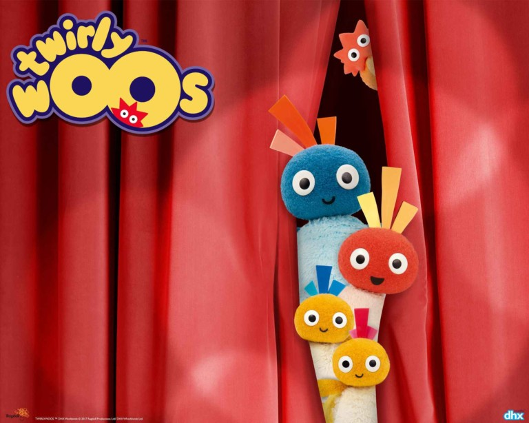 DHX Brands licenses Twirlywoos to Millennium Entertainment (MEI) for worldwide theatrical tour