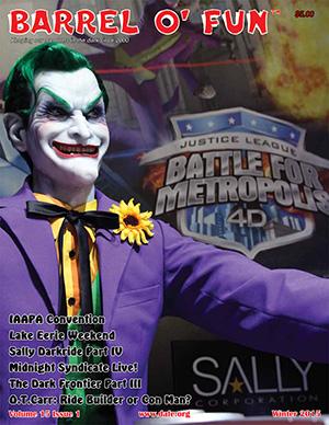 barrel o fun poster joker IAAPA