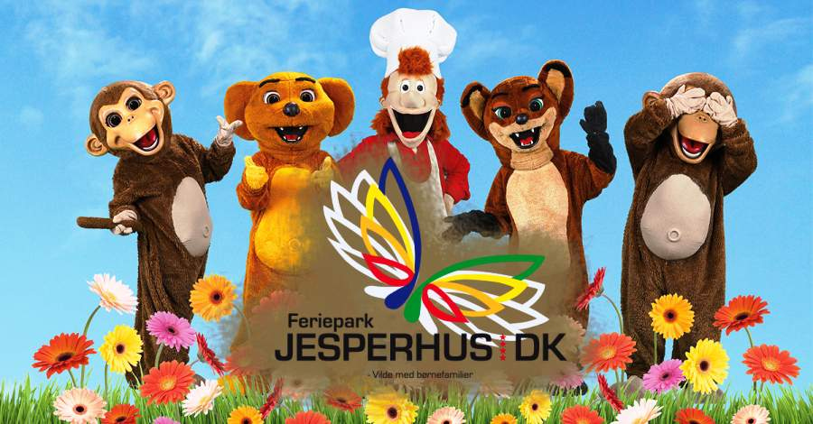 Tema Design by MK Illumination reveals theming elements for new water play attraction at Jesperhus