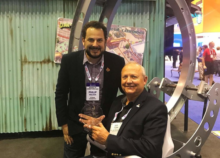 Extreme Engineering's EVP Phil Wilson elected to IAAPA board of directors