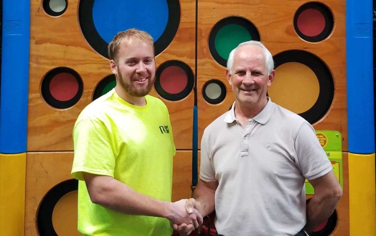 Ropes Courses ties up with Clip 'n Climb as product manufacturer and distributor