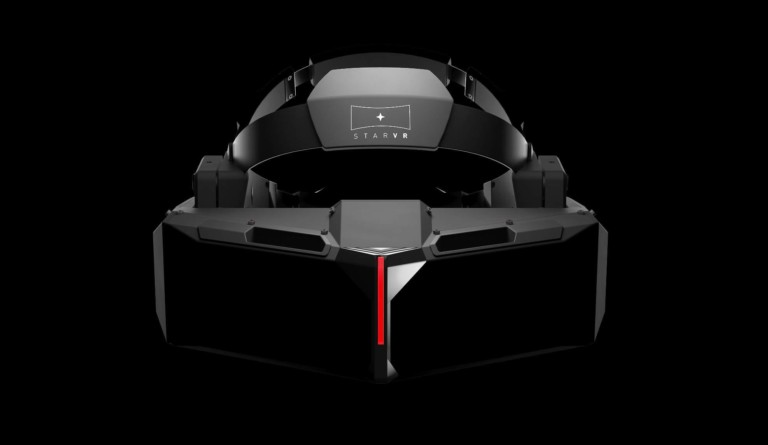 7thSense powers StarVR headset demo at IAAPA Attractions Expo