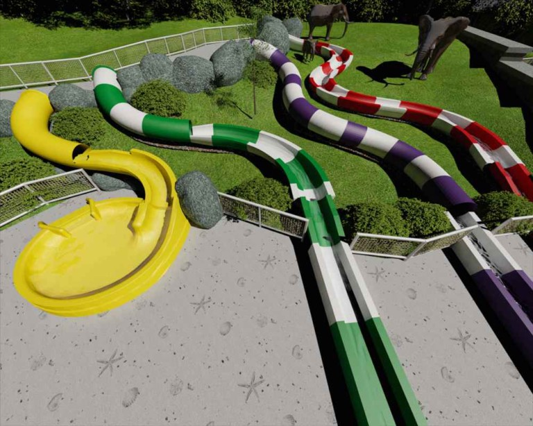 Holiday World invests $3.5 million in waterslide complex, junior wave pool and more