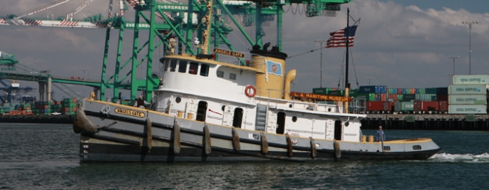 RFP: Interpretive masterplan for historic tugboat, Los Angeles Maritime Museum