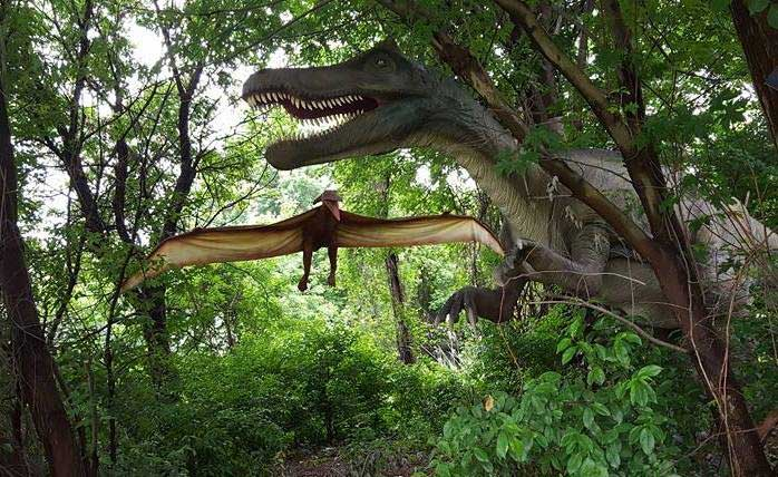 Field Station Dinosaurs to open in Kansas