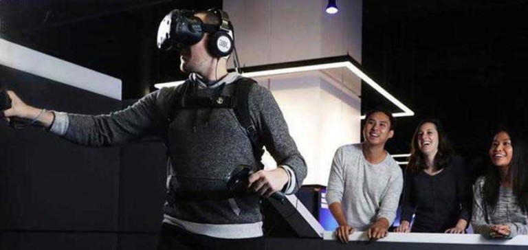IMAX VR opens at Odeon at Intu Trafford Centre Manchester
