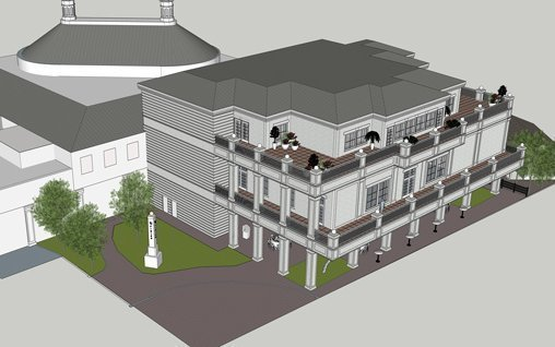 Kentucky Derby Museum expansion