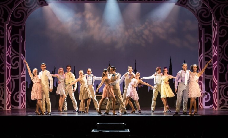 Dance show by RWS for Hersheypark scoops IAAPA Brass Ring Award