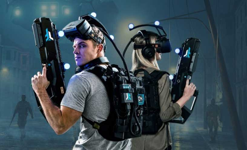 Zero Latency scoops two Brass Ring Awards for pioneering free-roam VR games