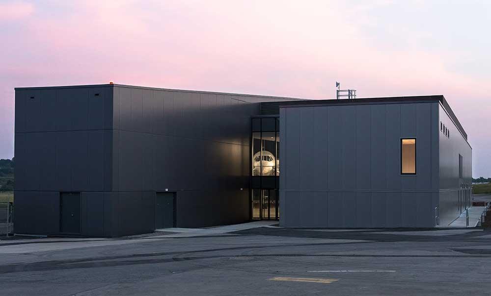 Kier concorde completion building aerospace bristol