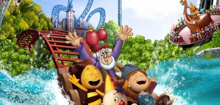 Syx Ticketing provide ReCreateX solution to Plopsa amusement parks gantner