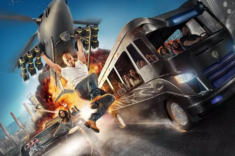 Fast and Furious – Supercharged at Universal Studios Florida