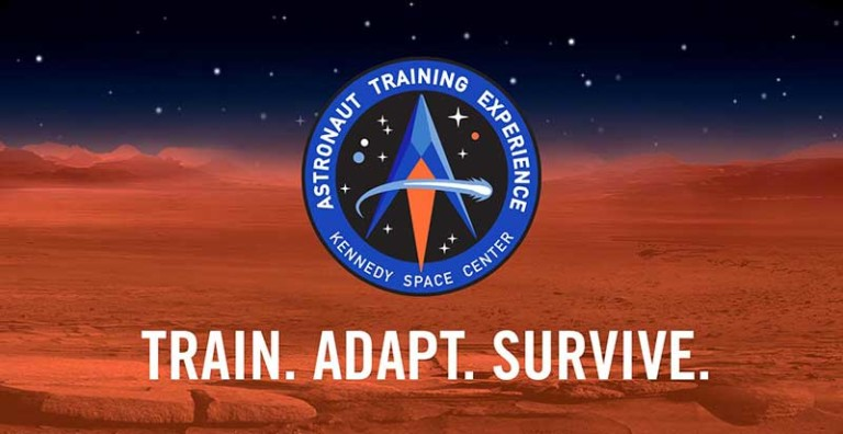 kennedy space center astronaut training experience mars