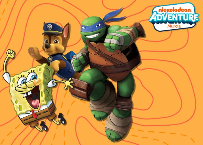 Parques Reunidos opens Europe's first Nickelodeon Adventure in Murcia, Spain