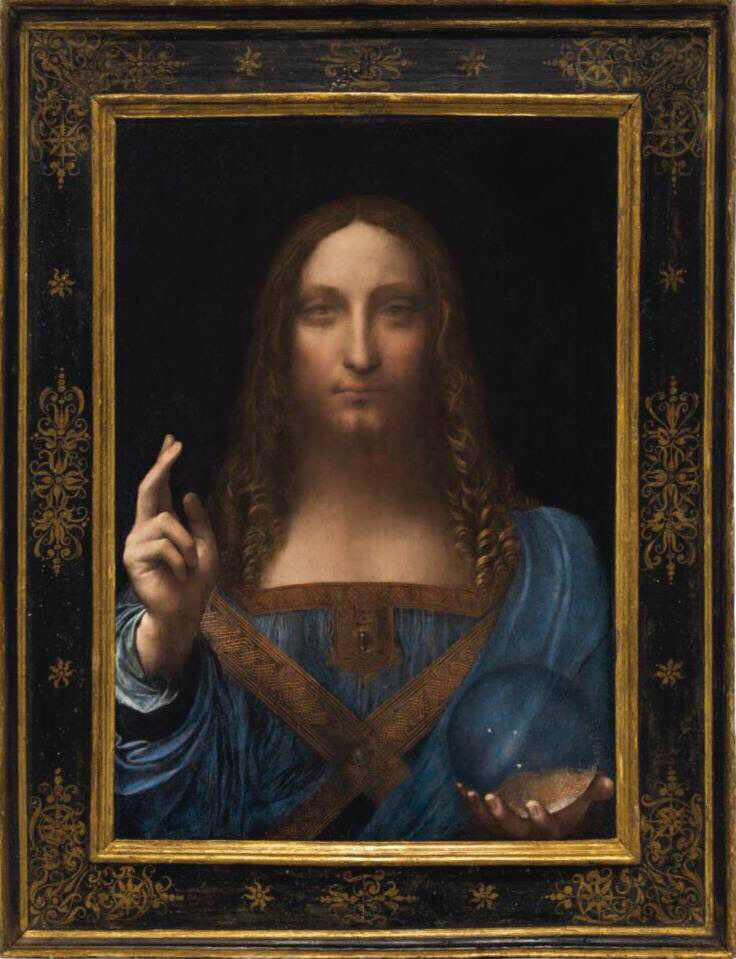 $450 million Da Vinci painting acquired by Louvre Abu Dhabi